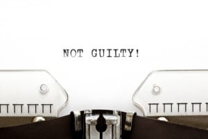 Not Guilty And Other Defenses